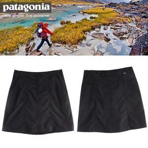 Patagonia Black Skort